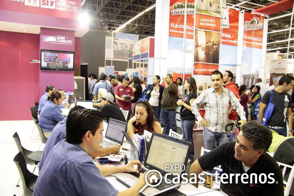 5 razones para asistir a Expo Casas y Terrenos.