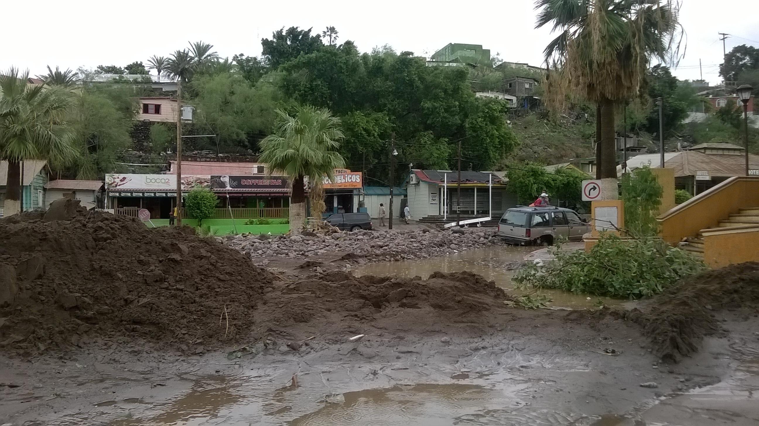 La Sedatu podría reponer viviendas dañadas por el huracán Odile