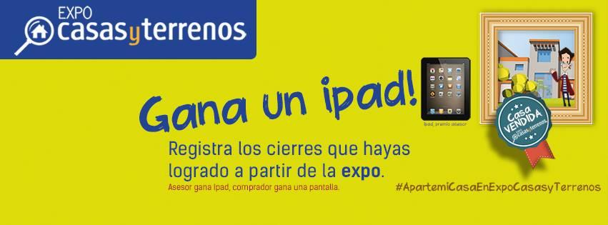 ¡Tienes 1 semana para ganarte un iPad!