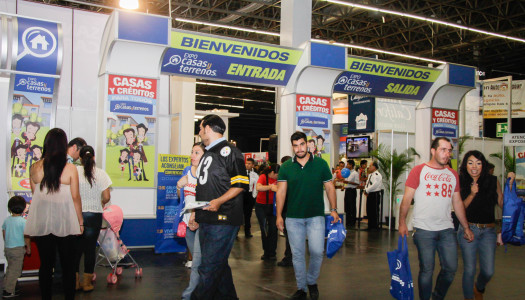 ¿Qué encontrarás en Expo Casas y Terrenos?