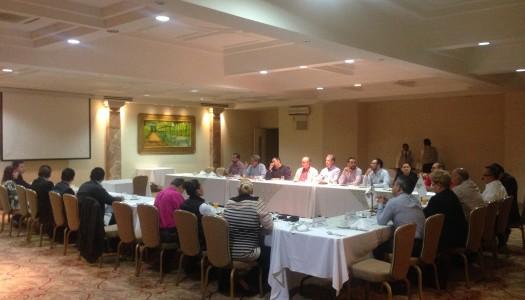 AMPI León: Reunión de trabajo