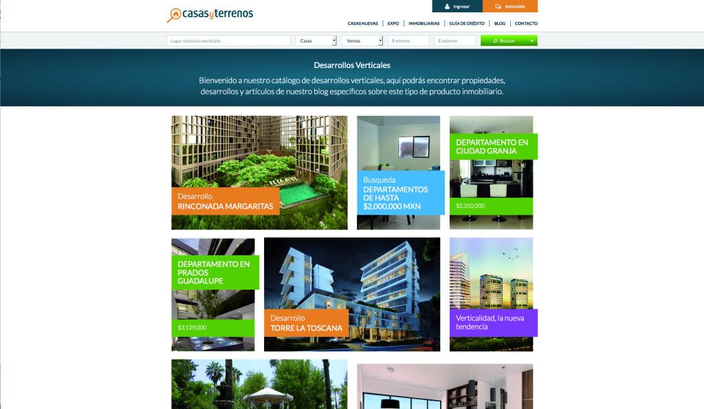 Conoce las tendencias, desarrollos y detalles más destacados del mercado
