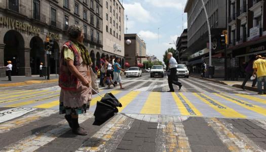 Banquetas Libres garantizará seguridad de peatones en Guadalajara