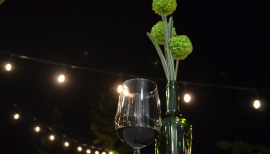 Hispania Hábitat Vertical deleita a sus invitados con cata de vinos