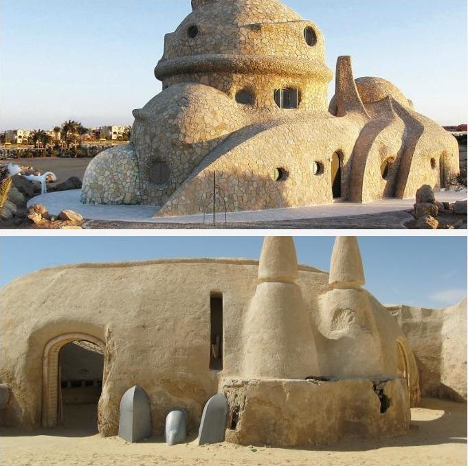 Tatooine-Sand-House