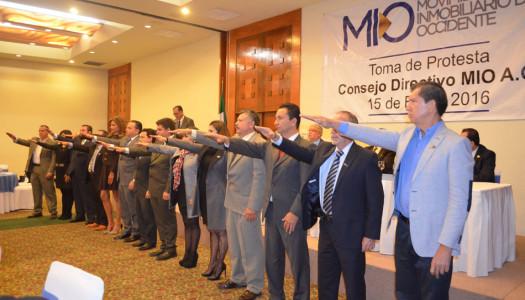 MIO A.C. rinde toma de protesta a su Consejo Directivo 2016