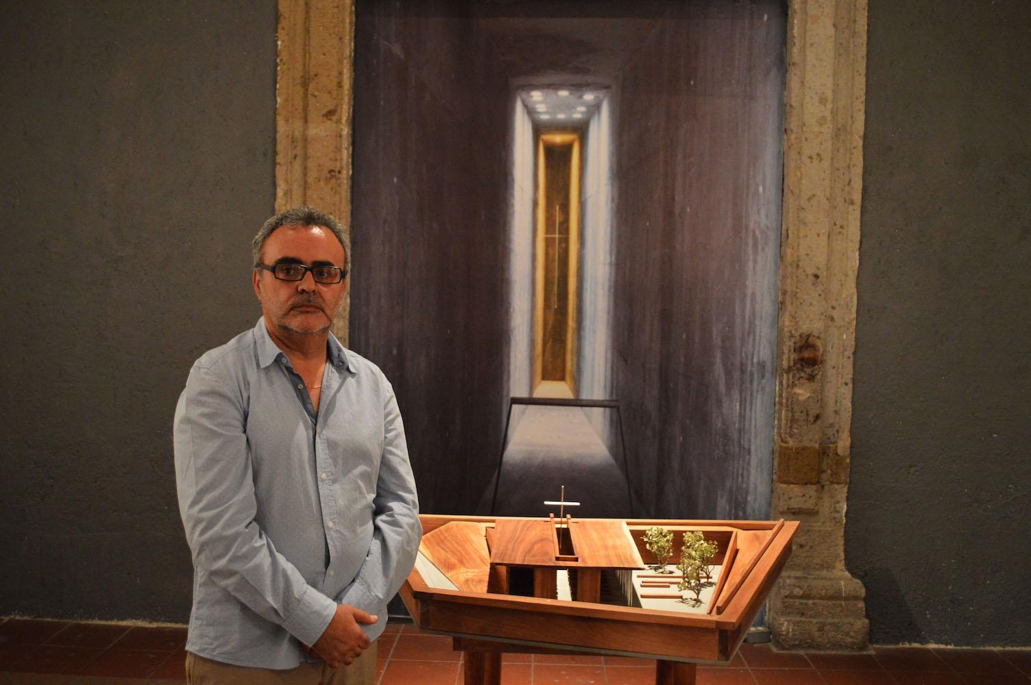 Francisco Morales y Filamentario, espacio de Fe