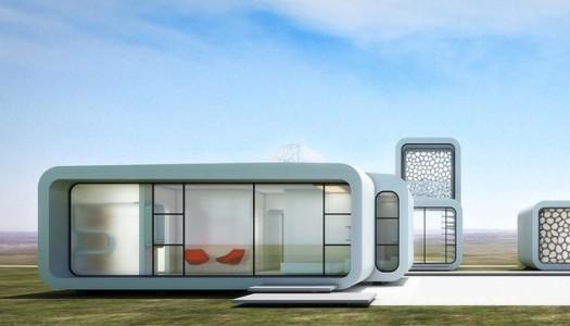 Conoce el primer edificio impreso en 3D totalmente funcional