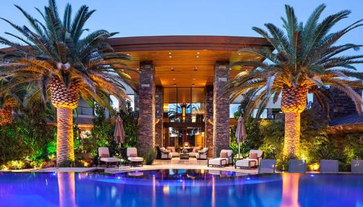 La nueva, mágica y costosa mansión de David Copperfield en Las Vegas