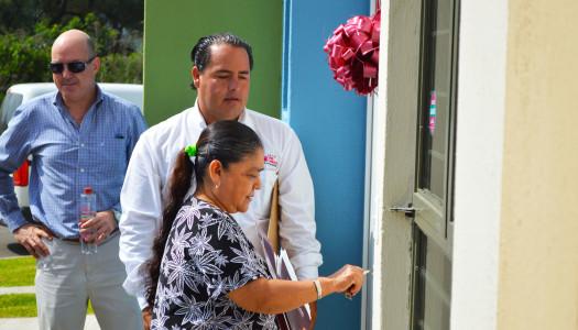 Grupo San Carlos inicia entrega de 10 mil viviendas en El Salto