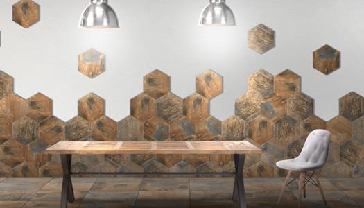 Pisos hexagonales: nueva tendencia para llenar de estilo tu hogar