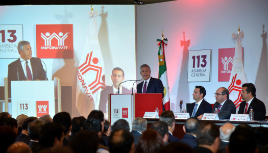 Unidad nacional en Infonavit se construye con resultados: David Penchyna