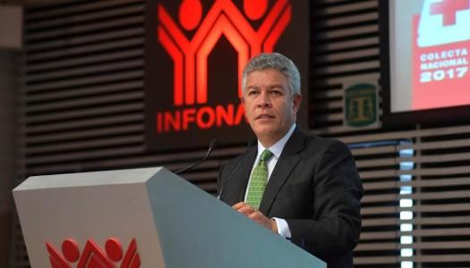 Aumenta 20.3 por ciento el número de derechohabientes registrados en el Infonavit