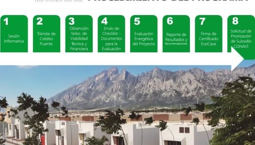 EcoCasa LAIF recibe reconocimiento por vivienda social pasiva