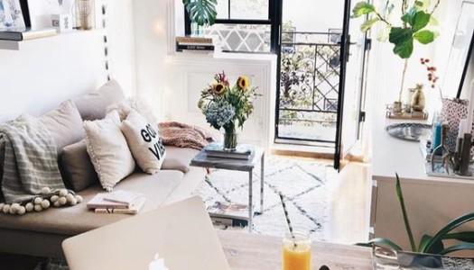 6 tips para decorar una casa pequeña