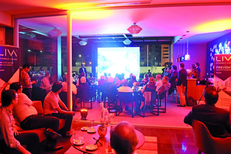 IDEX - Presentación de Liva Friendly Living en la entrega de Attala Tower Living