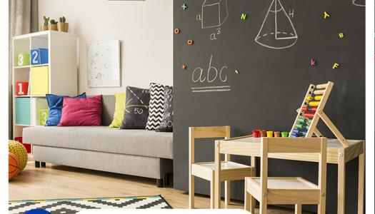 El espacio ideal para tus hijos