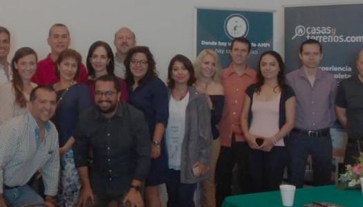 Casas y Terrenos imparte curso de Marketing Digital Inmobiliario en AMPI Querétaro