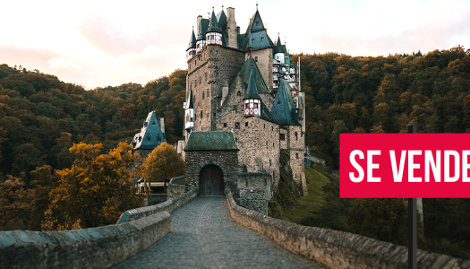 Cuatro castillos en venta para vivir como un rey
