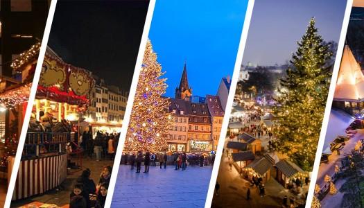 Visita estas 5 ciudades navideñas de ensueño