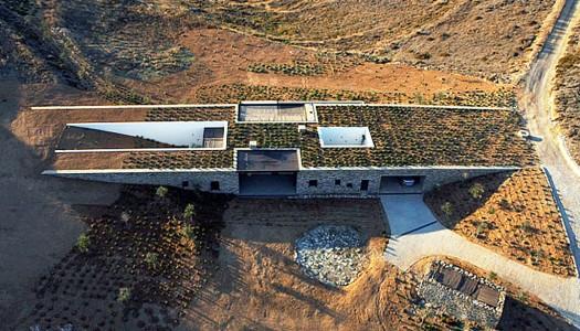 5 increíbles casas ¡bajo tierra!